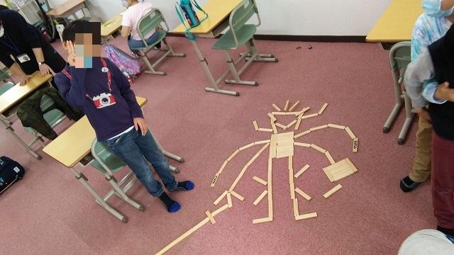 カプラで床に描く勇者
